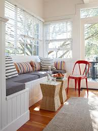 small kitchen seating ideas window seat design ideas better homes gardens