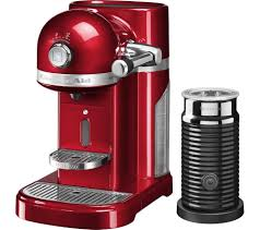Kitechaid Buy Nespresso By Kitchenaid Artisan 5kes0504bca Coffee Machine