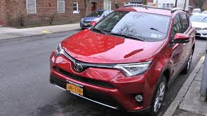 red toyota 2015 12 30 our new car 2016 toyota rav4 limited in barcelona