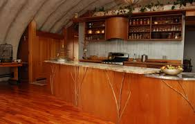 Its A Steel Ecofriendly Quonset Hut Upstate Brings The Outside - Quonset hut home designs