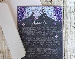 how to ask of honor poem navy blue of honor card poem bridesmaid invitation