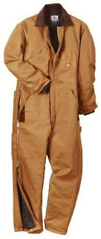 insulated jumpsuit tv239 dickies duck insulated coverall dickies s coveralls