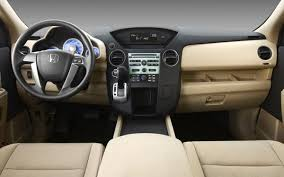 Honda Pilot Interior Photos Honda Pilot Interior Free Car Wallpapers Hd
