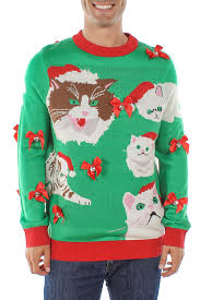 cat sweater s cat sweater tipsy elves