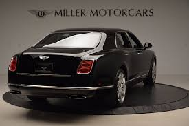 bentley rapide 2016 bentley mulsanne stock a1234a for sale near greenwich ct