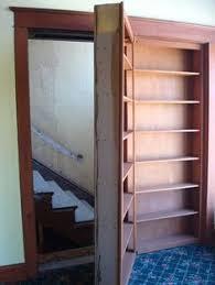 How To Make A Secret Bookcase Door Hidden Behind This Diy Bookshelf Door Could Be Your Own Secret