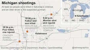 Uber Live Map Passenger Says He Warned Uber Of Erratic Driver Before Kalamazoo