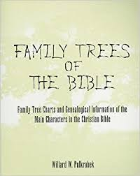 family trees of the bible family tree charts and genealogical