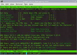 No Symbol Table Is Loaded Use The File Command Emacs Gdb Mode Not Working With Gdb Ia