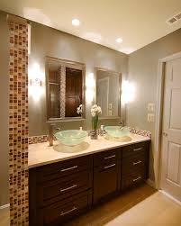Built In Bathroom Vanity Built In Electrical Outlet Into Your Vanity Or Bathroom Cupboard