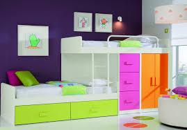 Three Bed Bunk Beds by Kids Bedroom Bunk Beds