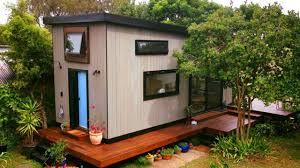 australian zen tiny home tiny house design ideas youtube