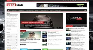 templates for blogger for software sora mag responsive blogger template it ka damaka