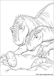 16 dinazor images coloring books dinosaur