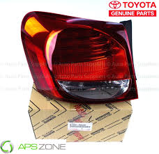 lexus gs300 for sale in bahrain genuine lexus gs300 gs430 gs460 taillight lens u0026 housing oem 81561
