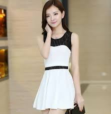 aliexpress com buy s xxl plus size cute summer dress black and