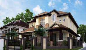 most beautiful double story house design with interios u2013 mera home