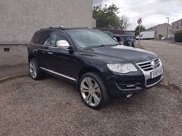 volkswagen touareg black vw touareg 2 5 tdi r5 for sale or swap low mileage in