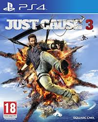 amazon black friday video games ps4 just cause 3 ps4 amazon co uk pc u0026 video games
