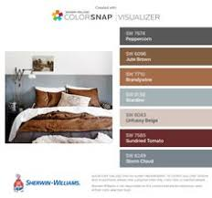 rustic color palette with sherwin william color palette l tor