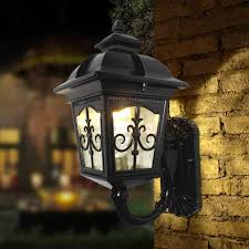 lantern style outside lights how to hang lantern porch lights