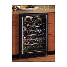 Under Cabinet Wine Fridge by Amazon Com Jenn Air Under Counter Built In Wine Cellar Black