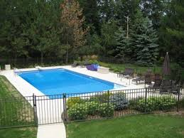 Where To Put A Pool In Your Backyard Best 25 Rectangle Pool Ideas On Pinterest Backyard Pool