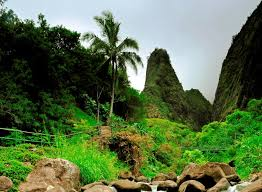 Iao Valley State Park Map by Maui Kahului Shore Excursions