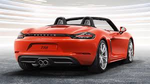 Porsche Boxster Red - new porsche boxster offers ca