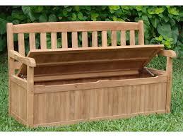 Garden Bench With Cushion Teakstation Teak Furniture Wholesale Prices