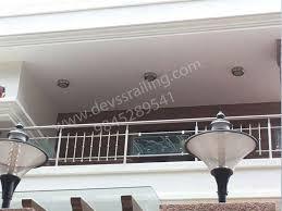 balcony railing bangalore glass railing bangalore stainless