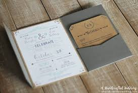 wedding invitations diy 27 fabulous diy wedding invitation ideas diy