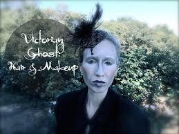 victorian ghost hair u0026 makeup youtube
