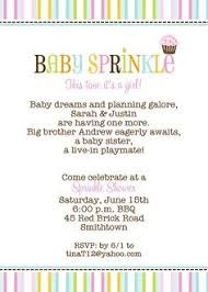 2nd baby shower baby sprinkle instead of a baby shower for a 2nd baby showers