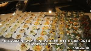 How Much Is Bellagio Buffet by Hd Aria Newly Renovated Buffet Full Buffet Tour At Aria Las
