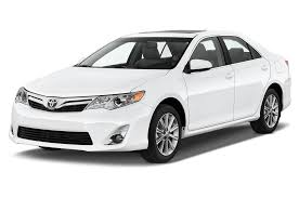 2012 toyota camry reviews and rating motor trend