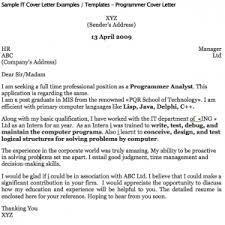 programmer cover letter example resumedoc
