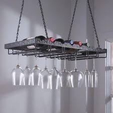 glass wall mounted wine racks u0026 bottle holders ebay