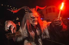 Krampus Halloween Costume Krampus Modern Questing