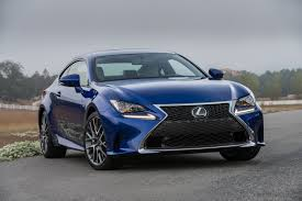 lexus new 2016 2016 lexus rc gets updated with turbo four new v6
