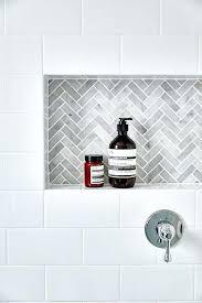 bathroom shower niche ideas niche shower best shower niche ideas on tile shower shelf master