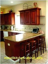 Refurbishing Kitchen Cabinets 24 Luxury Pictures Of Cost To Refinish Kitchen Cabinets Install