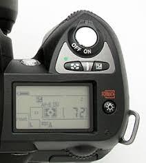 Memory Card Nikon D70 nikon d70 digital review operation user interface