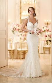 wedding dress style lace wedding dress i stella york wedding dresses