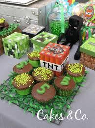 minecraft cupcake ideas kara s party ideas tnt minecraft birthday party kara s party ideas
