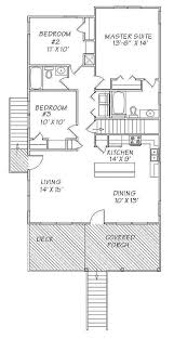 narrow cottage plans narrow small cottage house plans home act