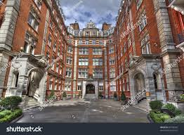 grand victorian mansions kensington london uk stock photo 87700342