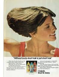 original 70s dorothy hamel hairstyle how to 1977 vintage print ad clairol short sassy dorothy hamill hair