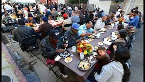 free crowdfunding caign feed homeless thanksgiving by cheyenne