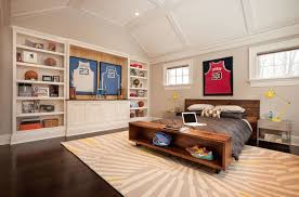Michael Jordan Bedroom Set Boy U0027s Rooms Football Themed Rooms
